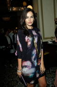 Camilla Belle - CFDA Vogue & BFC London Show Rooms dinner in Beverly Hills 10/25/12