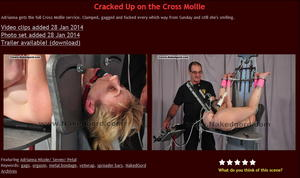 House of Gord: Cracked Up on the Cross Mollie (2 Clip)