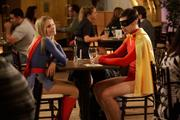 Kristen Bell Dressed As Supergirl From ~ Movie 43 ~