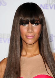 Leona Lewis @ ''Justin Bieber - Never Say Never'' Los Angeles Premiere - Feb. 8, 2011 (8HQ)