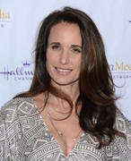 Andie MacDowell - Hallmark Channel's 2013 Winter TCA Press Gala in San Marino 01/04/13 (HQ)