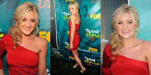 Amanda Michalka-2009 Teen CHoice Awards Collage