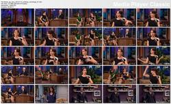 Whitney Cummings @ The Tonight Show w/Jay Leno 2012-11-13