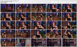 Whitney Cummings @ The Tonight Show w/Jay Leno 2012-11-13