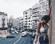 Julia Palha sensual nas redes sociais