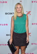 Elisha Cuthbert - Nylon September TV Issue Party in Beverly Hills 09/15/12