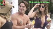Mariana Santos sensual na novela Pega pega